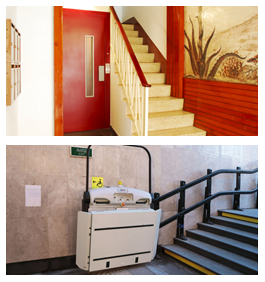 instalacion ascensor edificio antiguo